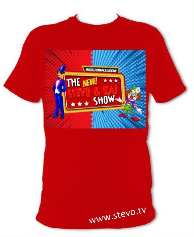 Stevo & Kai T-shirt
