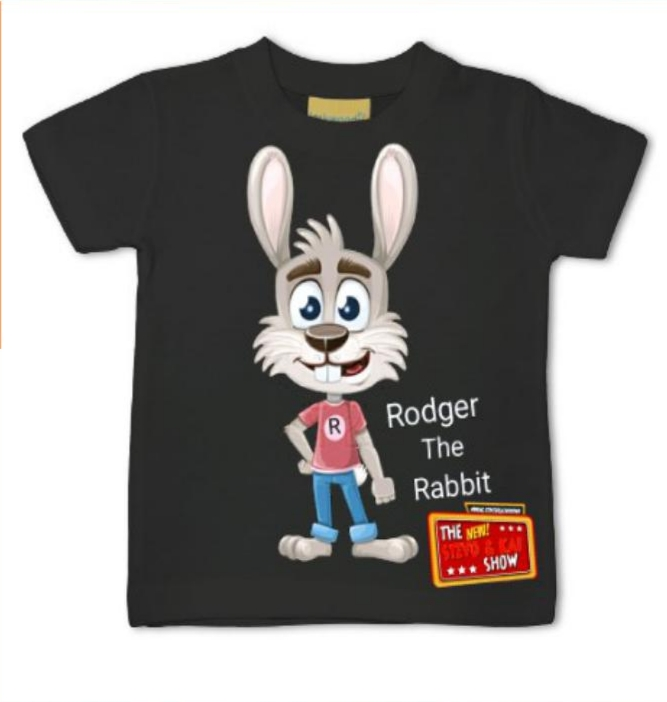 Rodger's T-shirt