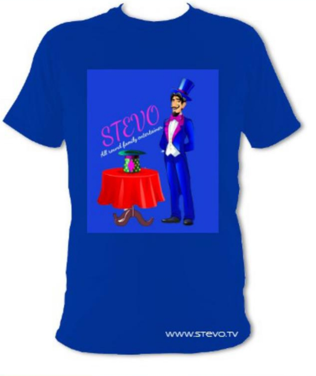 Stevo's T-shirt