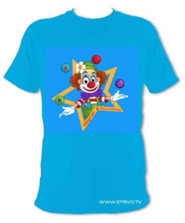 Kai's T-shirt