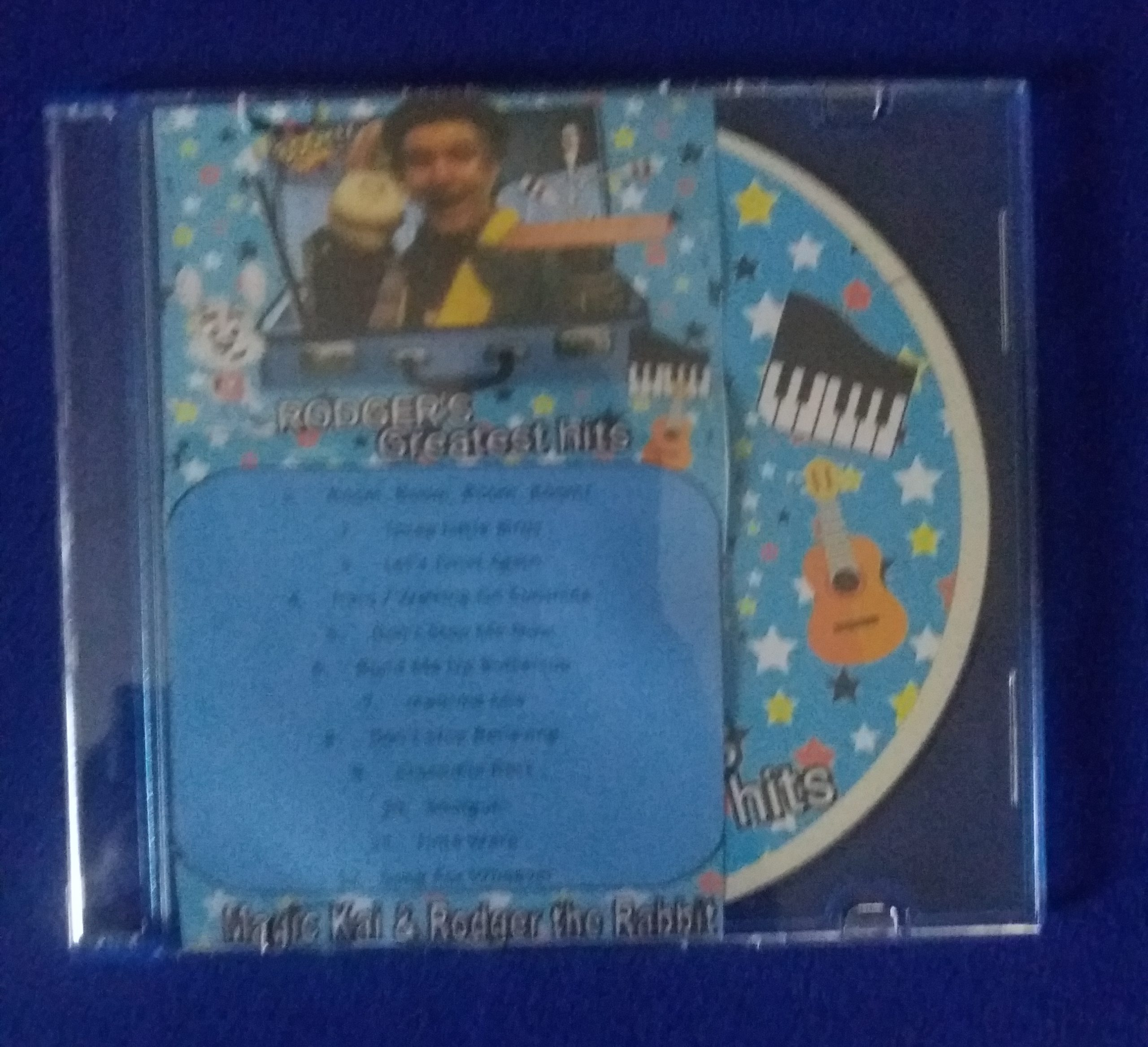 Rodger's Greatest Hits Cd